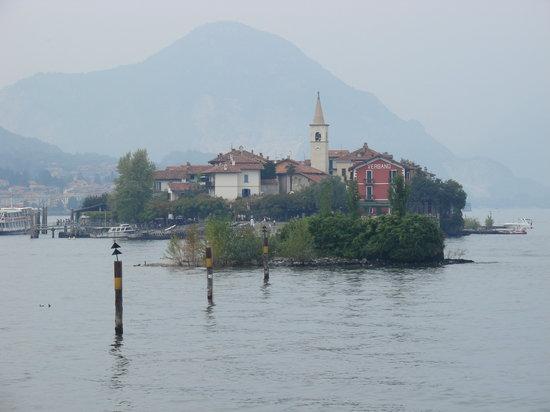 Maggiore Gölü, İtalya: Isola dei Pescatori