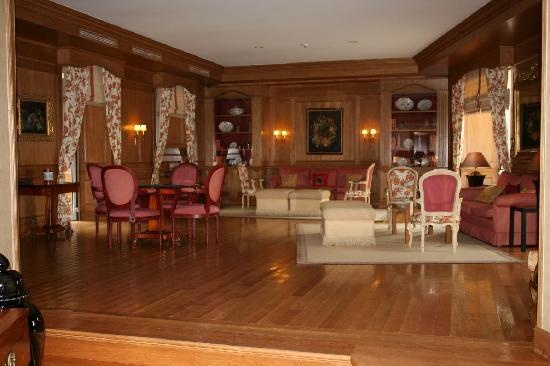 Hotel Real Palacio : hall