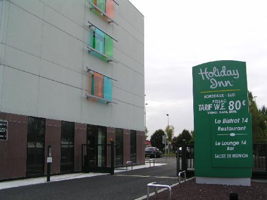 Holiday Inn Bordeaux Sud Pessac: General view of Holiday Inn Pessac