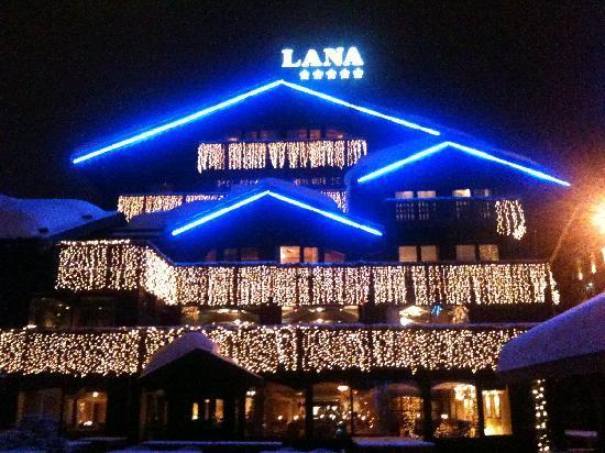 Hotel Le Lana : l'hotel
