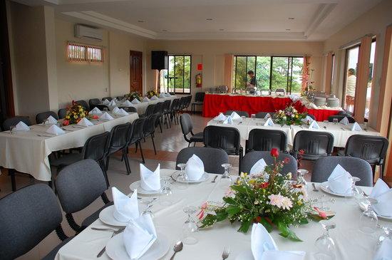 Kookaburra Travel Lodge : 3rd floor- function room