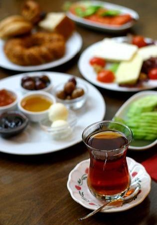 Hotel Zeliha Sultan : Breakfats
