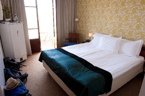 Esplendido Hotel: bedroom
