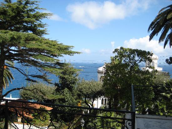 Luxury Villa Excelsior Parco: la vista