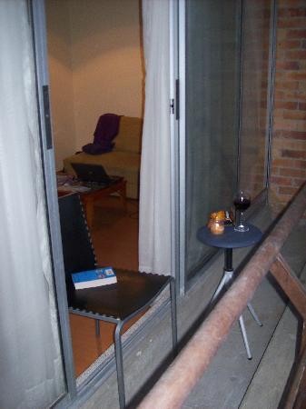 Viaggio Parque 54: My small balcony