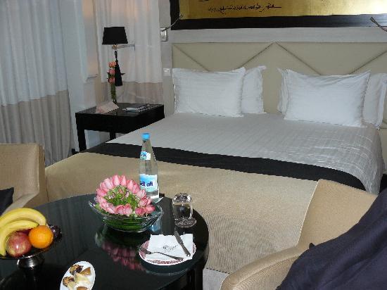 Hôtel & Ryads Barrière Le Naoura Marrakech : chambre