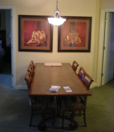 Wyndham La Cascada: Dining Area