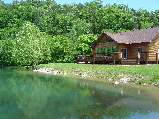 Denton Ferry RV Park & Resort: Denton Ferry Luxury Cabin
