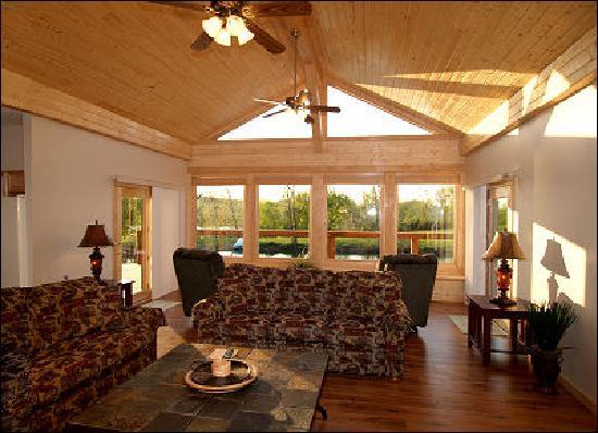 Denton Ferry RV Park & Resort: Denton Ferry Luxury Cabin