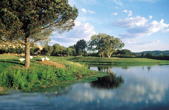 Club de Golf D'Aro - Mas Nou: llac