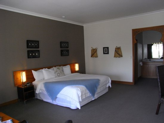 Carrington Resort: Bedroom
