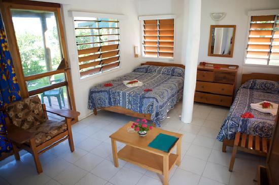 Daku Resort: The rooms were beautifully presented