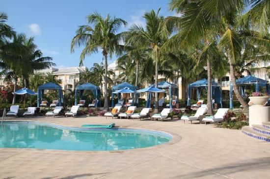 Sandals Emerald Bay Golf, Tennis and Spa Resort: Quiet Pool Living Up to Its Name