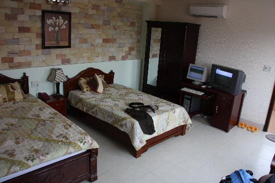 Sunny C Hotel: Chambre