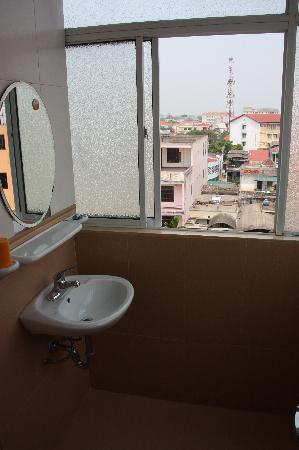 Sunny C Hotel: Salle de bain 2