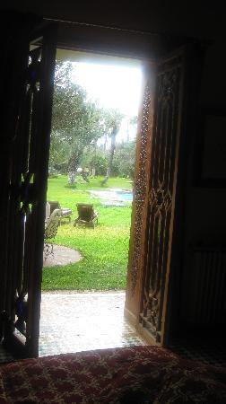 Dar Ayniwen Villa Hotel: Garden bedroom