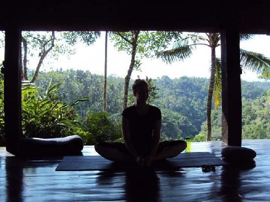COMO Shambhala Estate : Yoga Session