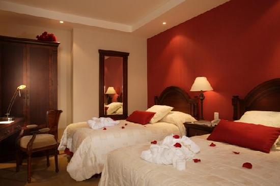 Grand Victoria Boutique Hotel: Double Room