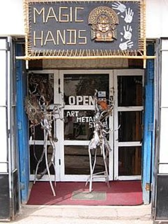 Magic Hands: the store