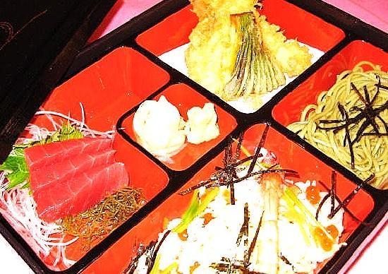 Noboru Japanese Restaurant: Noboru Hina matsuri bento