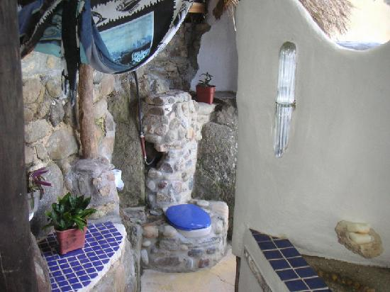Casa Santa Cruz: Bathroom