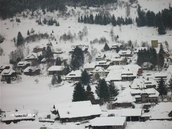 Gastehaus Grunenberg: Vorderdorf