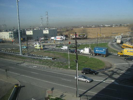 Meadowlands View Hotel: view from window