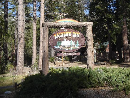 Idyllwild, Kalifornia: Street Sign