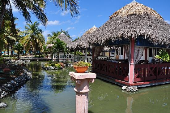 Paradisus Varadero Resort & Spa: vor den Spezialitätenrestaurants