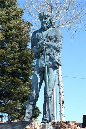 Bill Williams Monument Park : Arizona Artist, B.R. Pettit