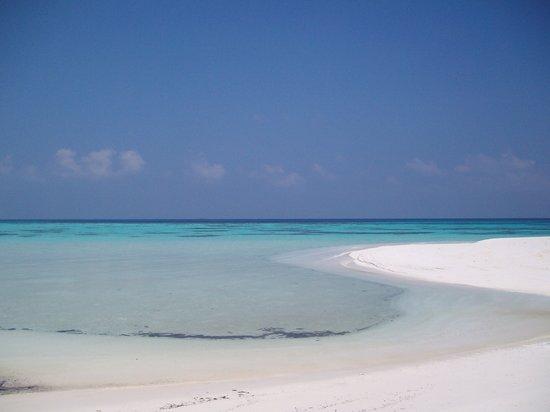 Vilamendhoo: escursione isola deserta