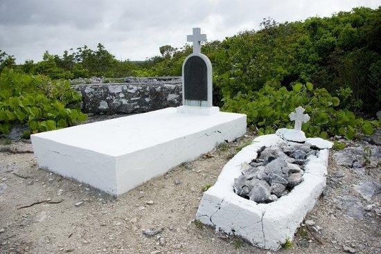 Father Schreiner's Grave