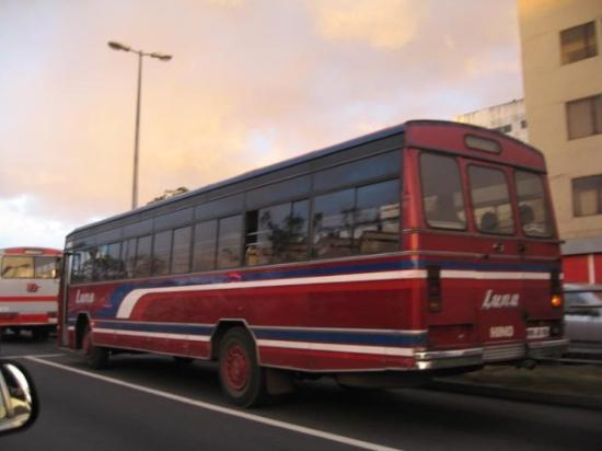 Flic En Flac: Os transportes