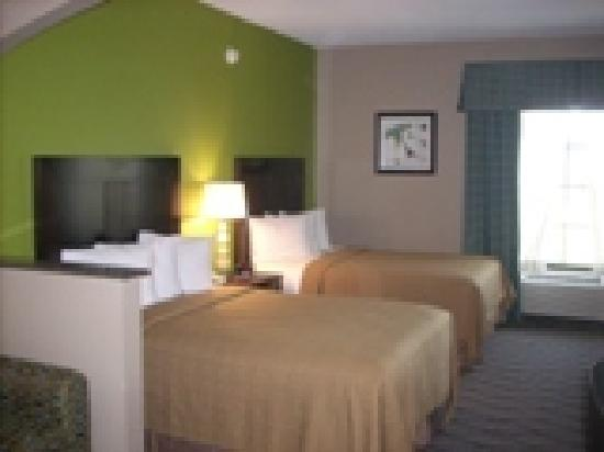 Quality Suites Sulphur: Double Suite