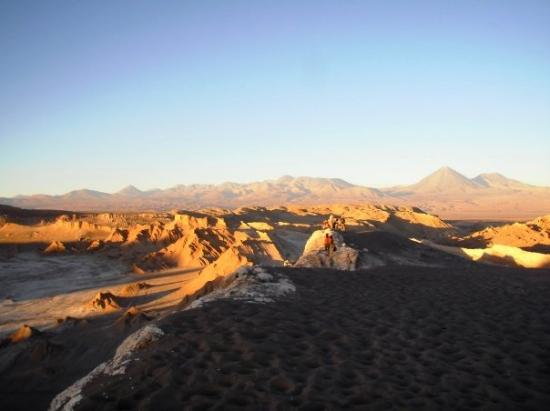 Bilde fra Valle de la Luna - Valle de la Muerte