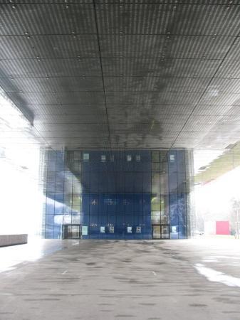 Lentos Kunstmuseum: Lentos, Kunstmuseum Linz