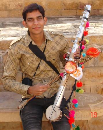 Bilde fra Jaisalmer