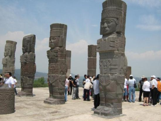 Tula de Allende, México: Tula