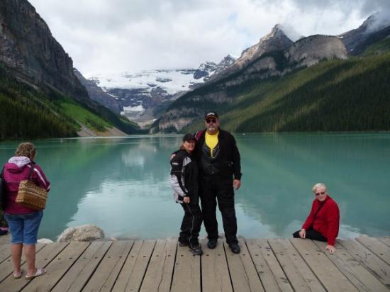 Bilde fra Lake Louise