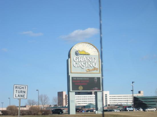 Hinckley, MN: Grand Casino in Hinkley, MN