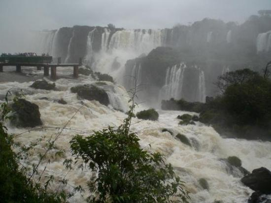Foz do Iguacu, PR: IGUAZÚ LADO BRASILEÑO.