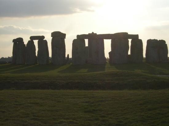 Bilde fra Stonehenge