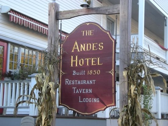 The Andes Hotel Photo