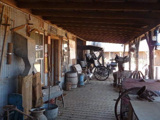 River Road Ranch Resort: the ranch