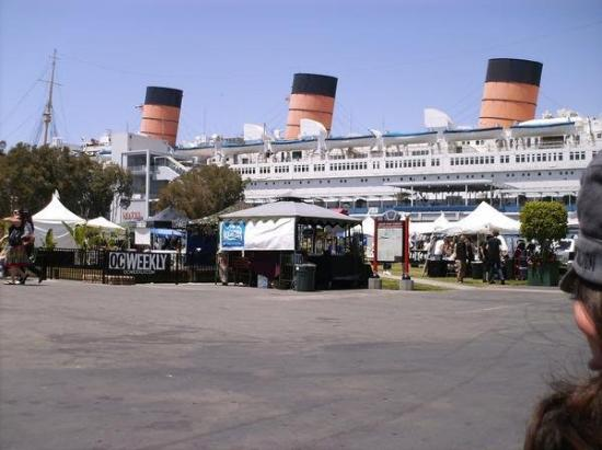 The Queen Mary: long live the queen LB
