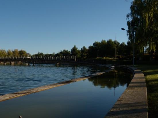 Ciudad Real, Spanien: Gasset Park,,,,