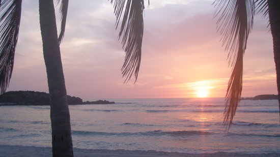 Punta de Mita, Mexico: stupendous sunsets