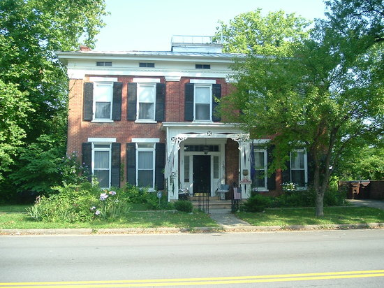 Ghent, KY: poets house