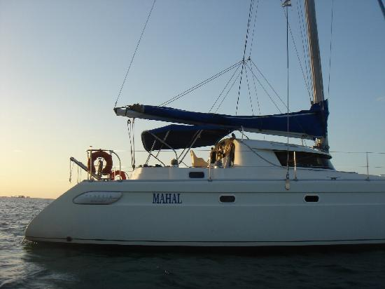 Boracay MAHAL Sailing Experience: Mahal meaning Love