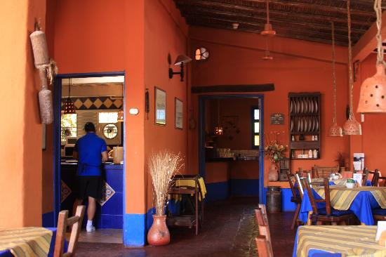 Hotel Costa Linda Beach: Breakfast and restaurant area